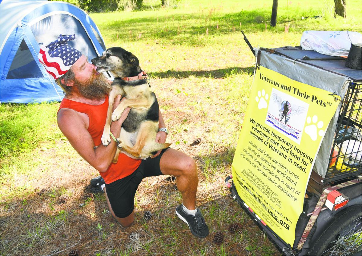 pedaling for pets