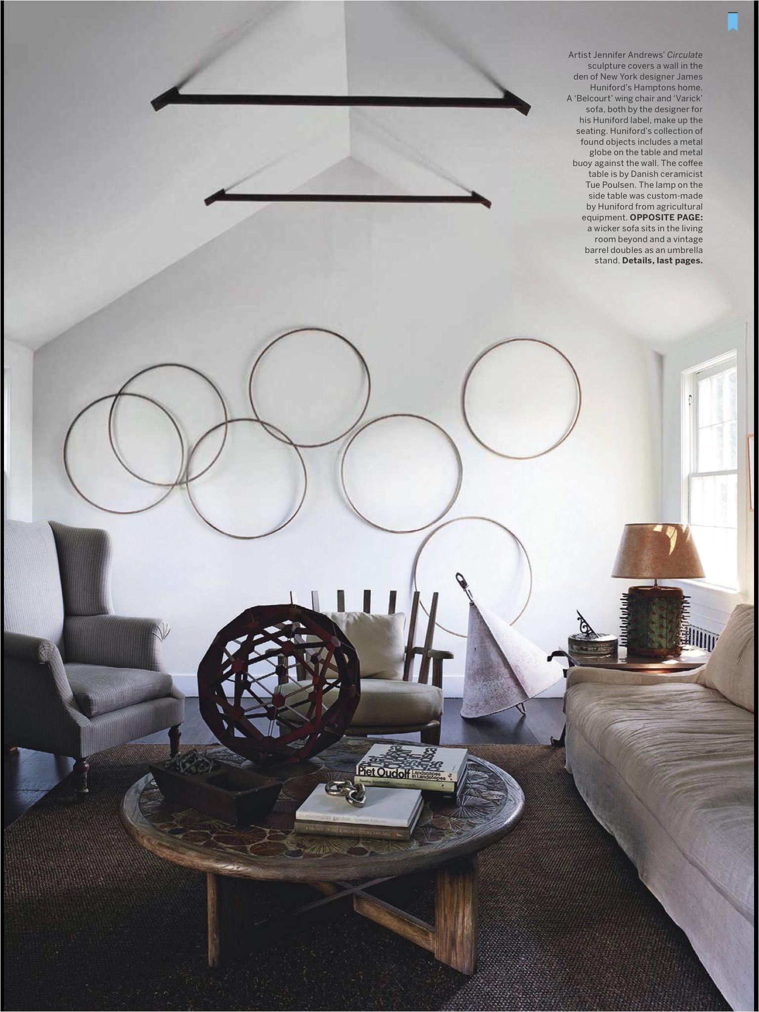 Adornos Para Mesa De Sala Manualidades Vogue Living August 14 Home Decor Pinterest