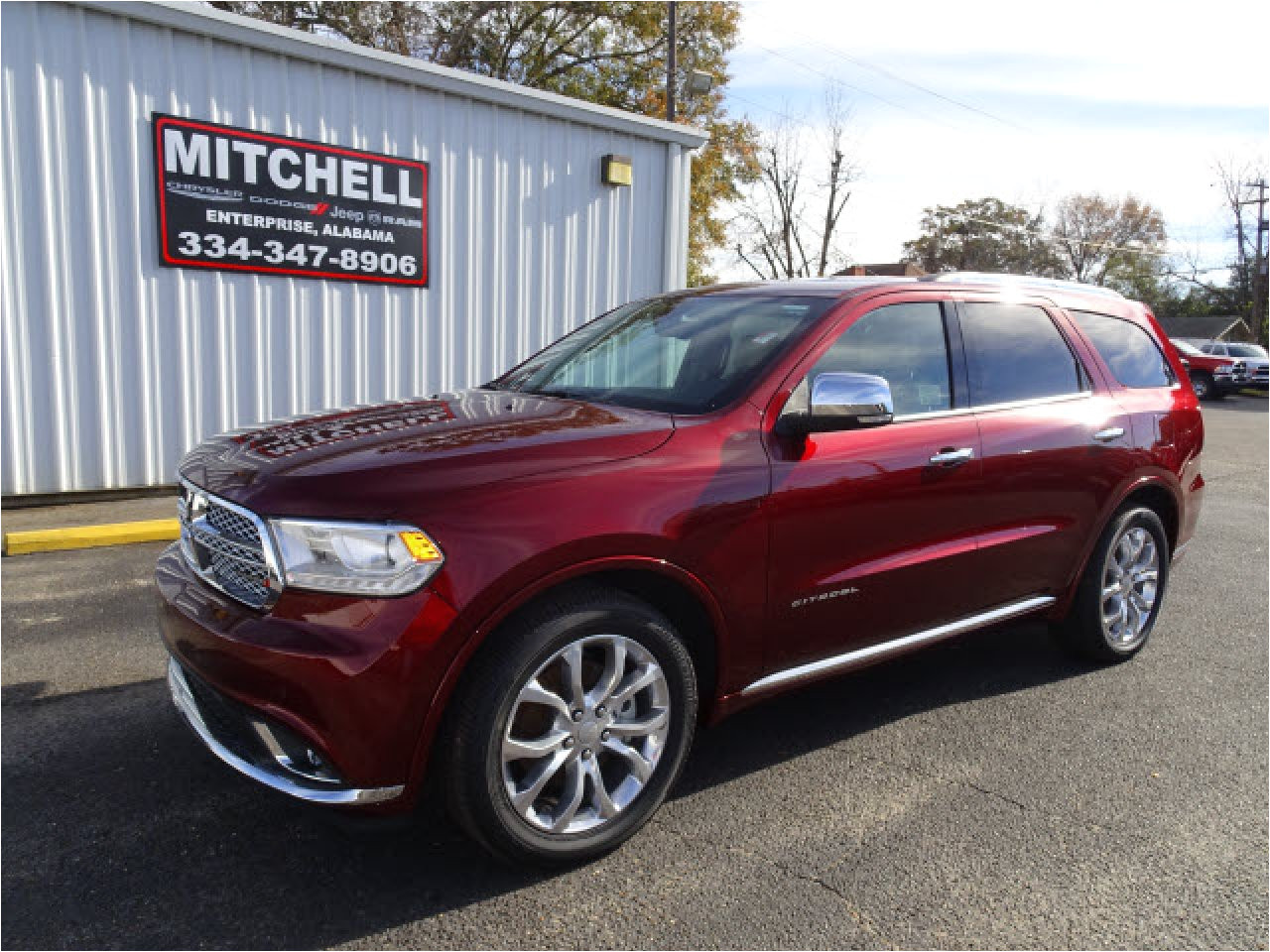 used 2018 dodge durango in dothan enterprise al