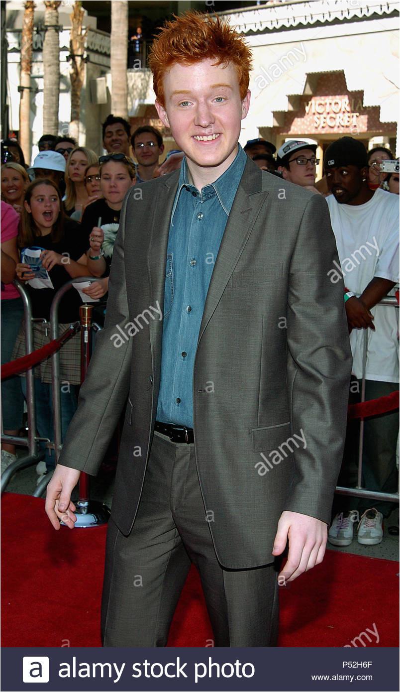 john stevens bei der ankunft im american idol finale 2004 im kodak theater in los angeles