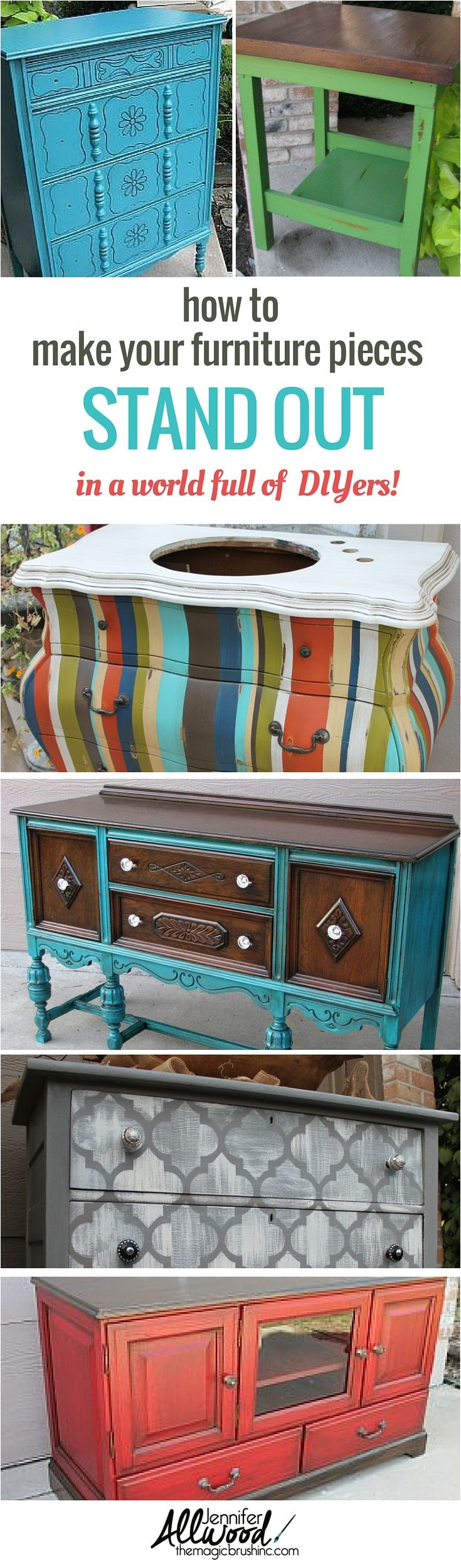 i can help you make more money selling painted furniture in a world of diyers