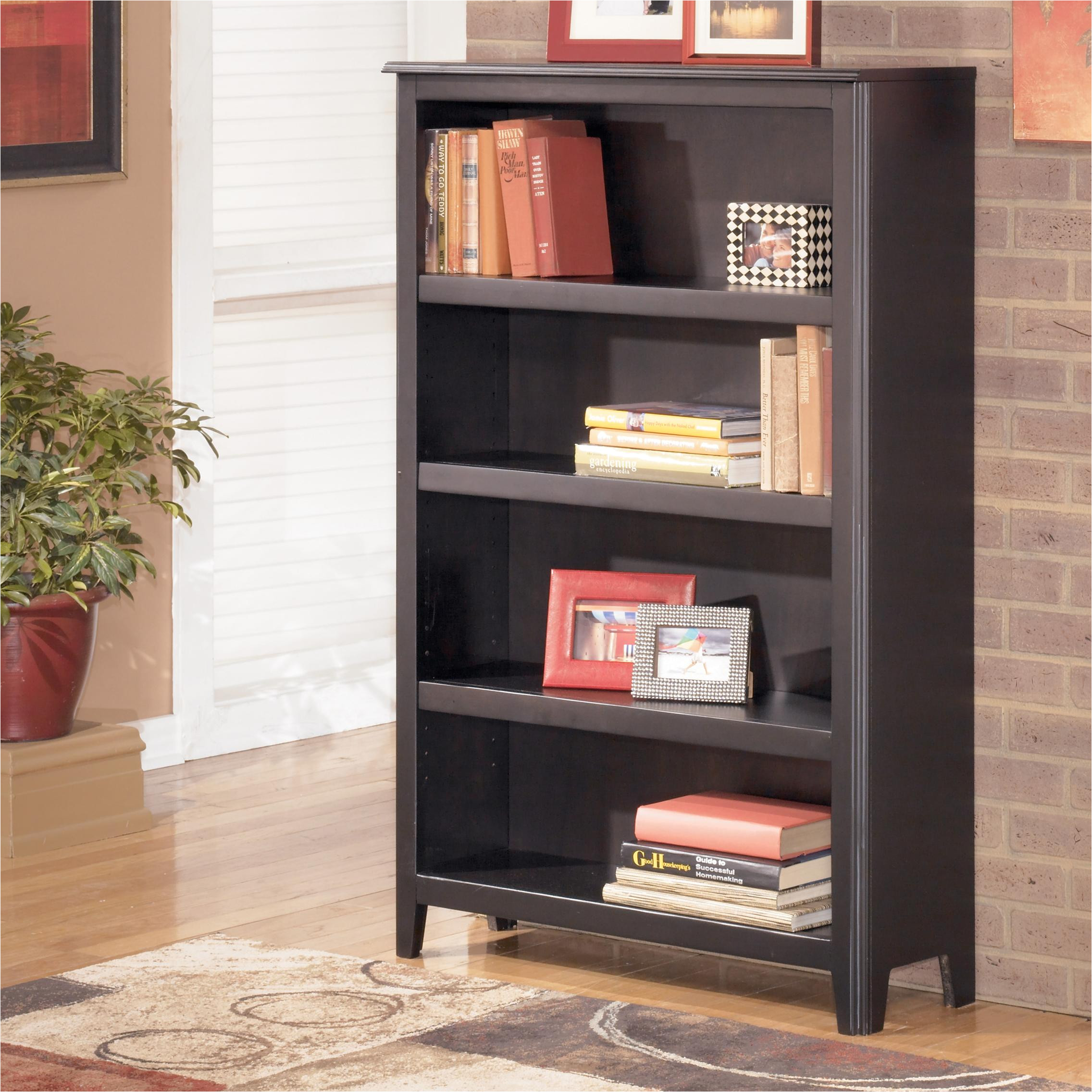 carlyle medium bookcase by signature design by ashley