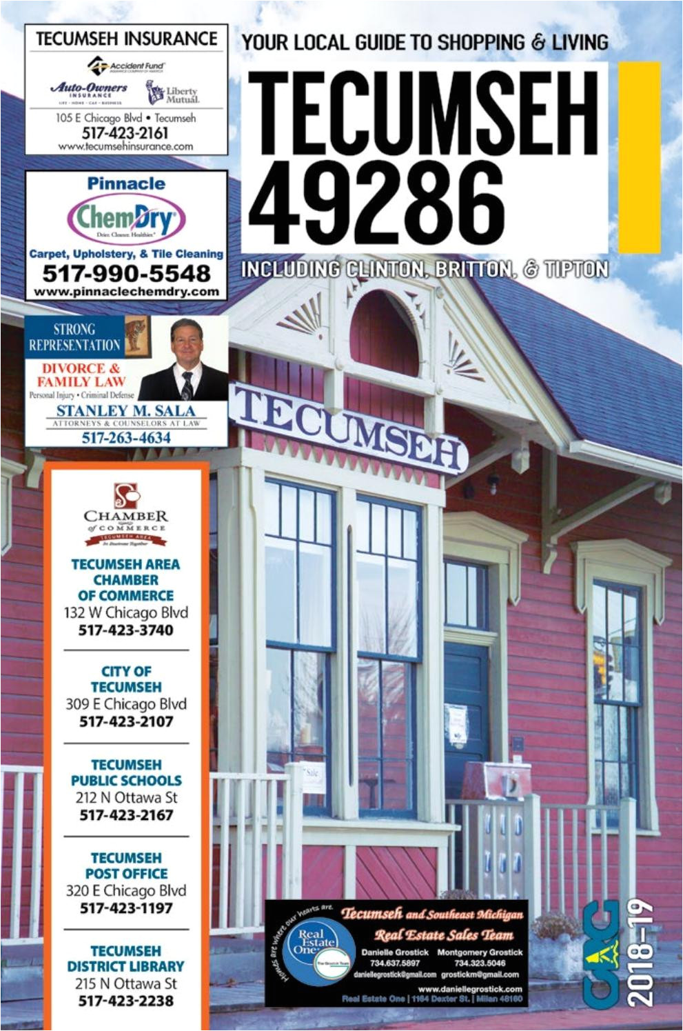 total local 2018 19 tecumseh mi community resource guide by total local issuu