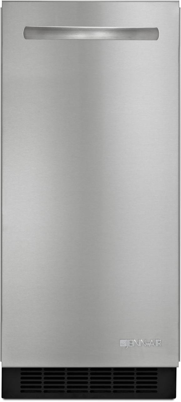 jenn aira 15 ice maker stainless steel jim158xyrs