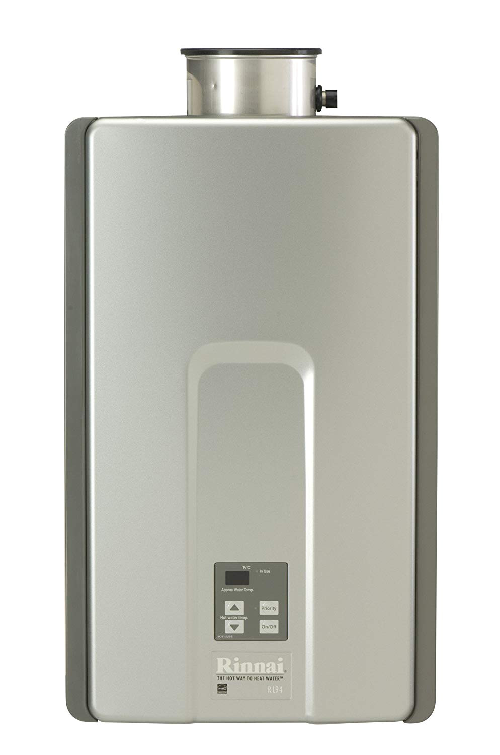 Appliance Stores Duluth Mn Rinnai Rl94ip Water Heater Large Silver Amazon Com