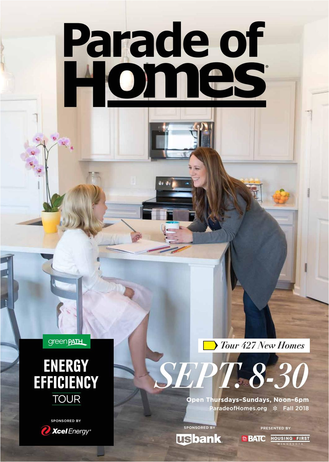 2018 fall parade of homes sm guidebook by batc housing first minnesota issuu