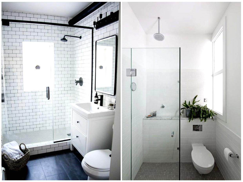 Ba os modernos peque os con ducha 2019 galeria de - Decorar un bano pequeno ...