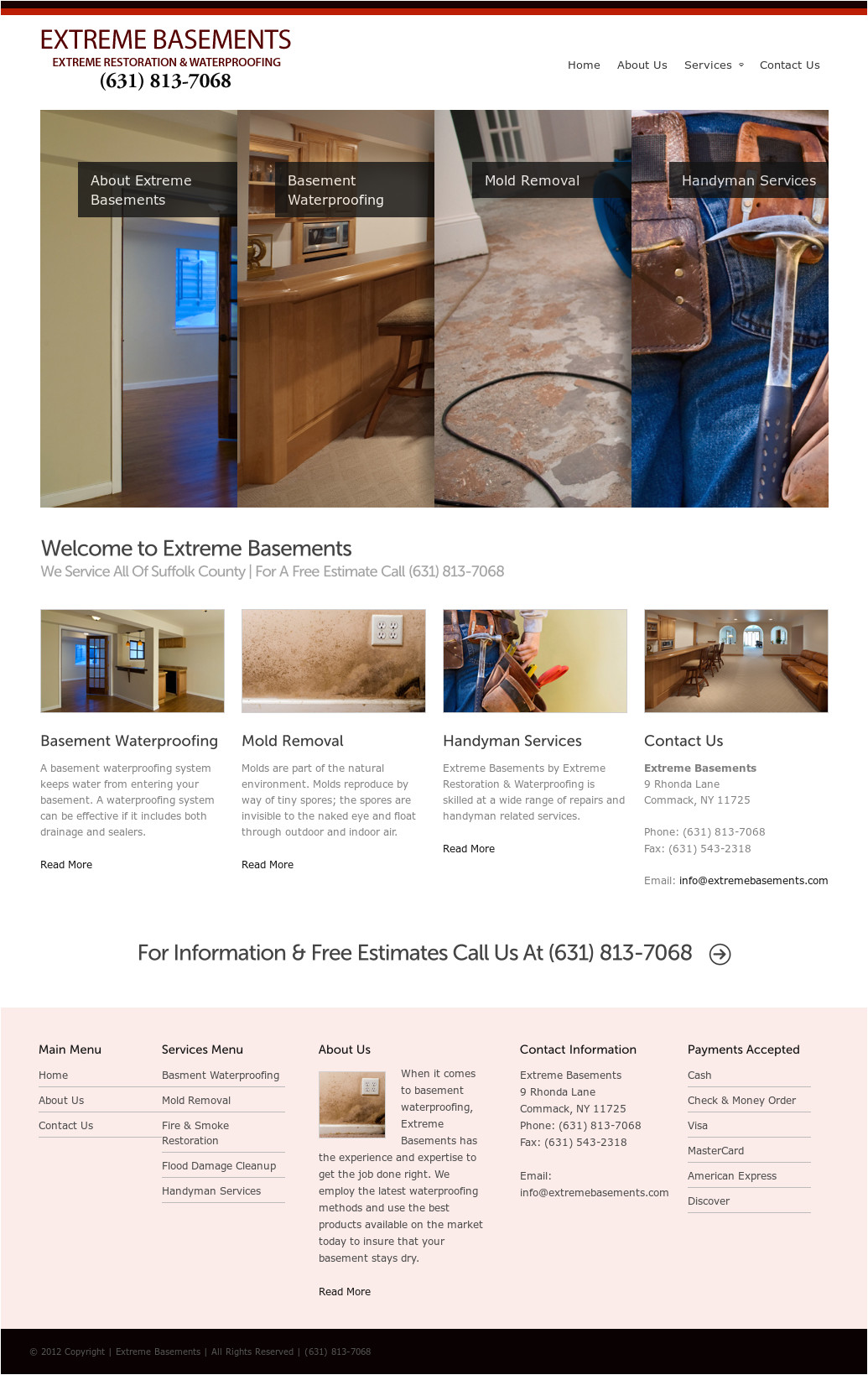 extreme basements competitors revenue and employees owler company profile
