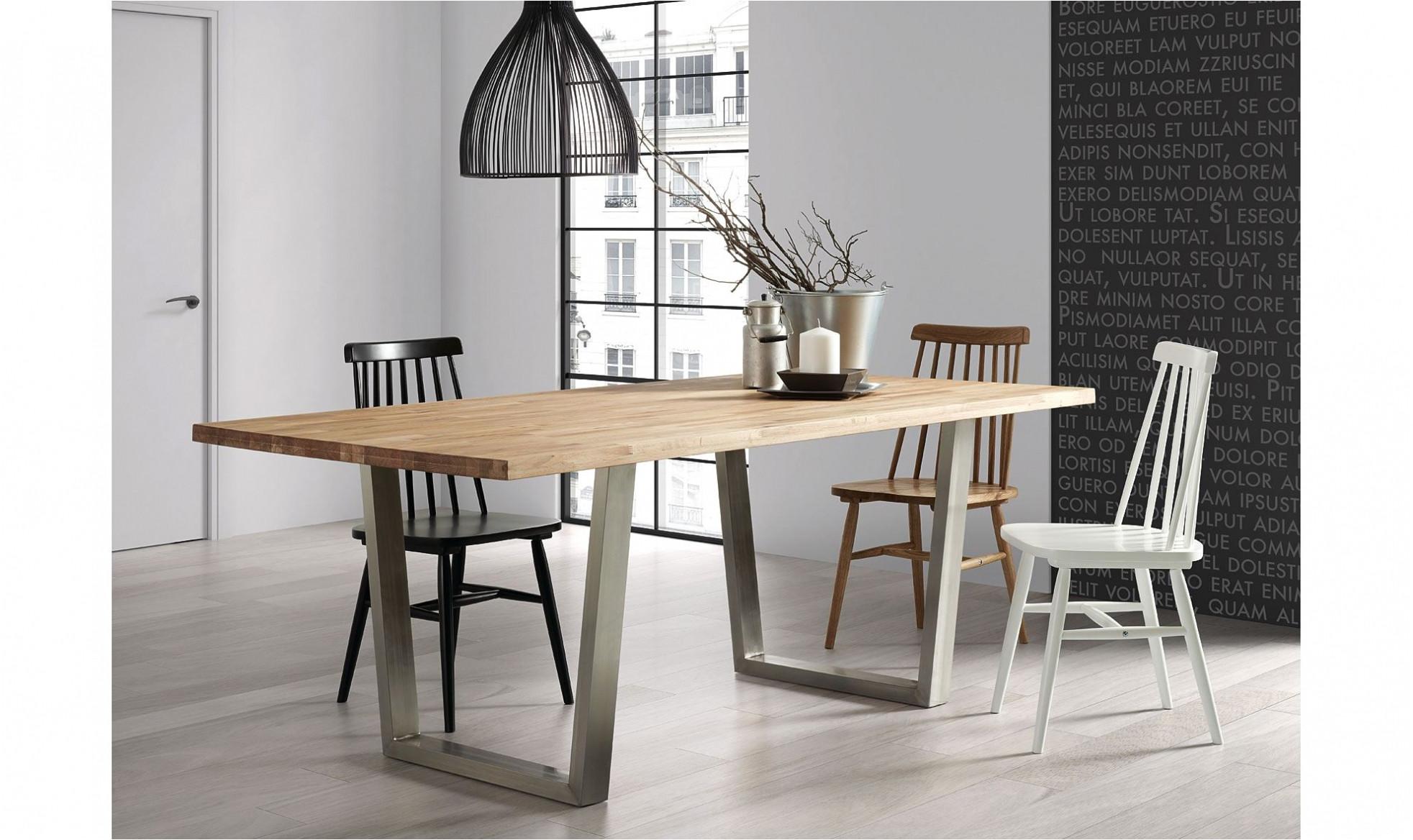 image de la hermoso mesa cristal templado estilo en embellecer vuestra patria mesa acero