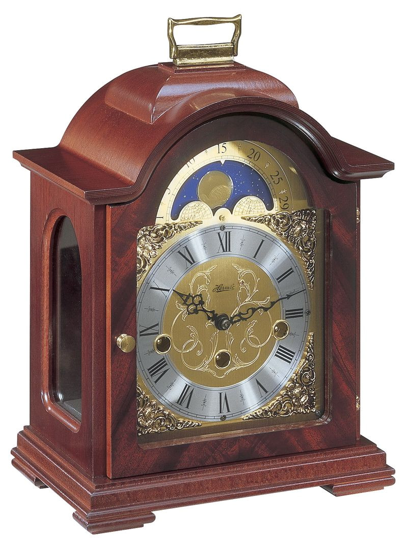 Battery Operated Clock Movements with Pendulum and Chime German Hermle London Black forest Chiming Keywound Mantel Clock