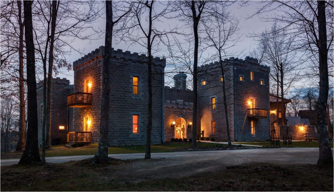 12 ohio castles you need to visit this winter