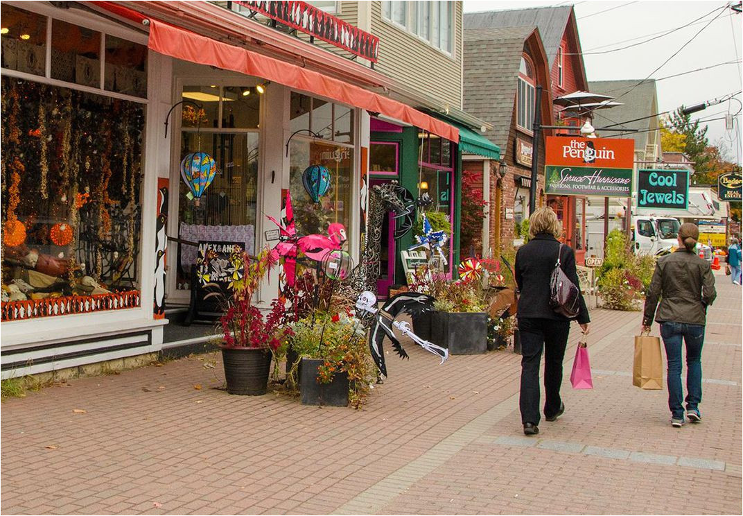 downtown shopping wiseguy creative photography