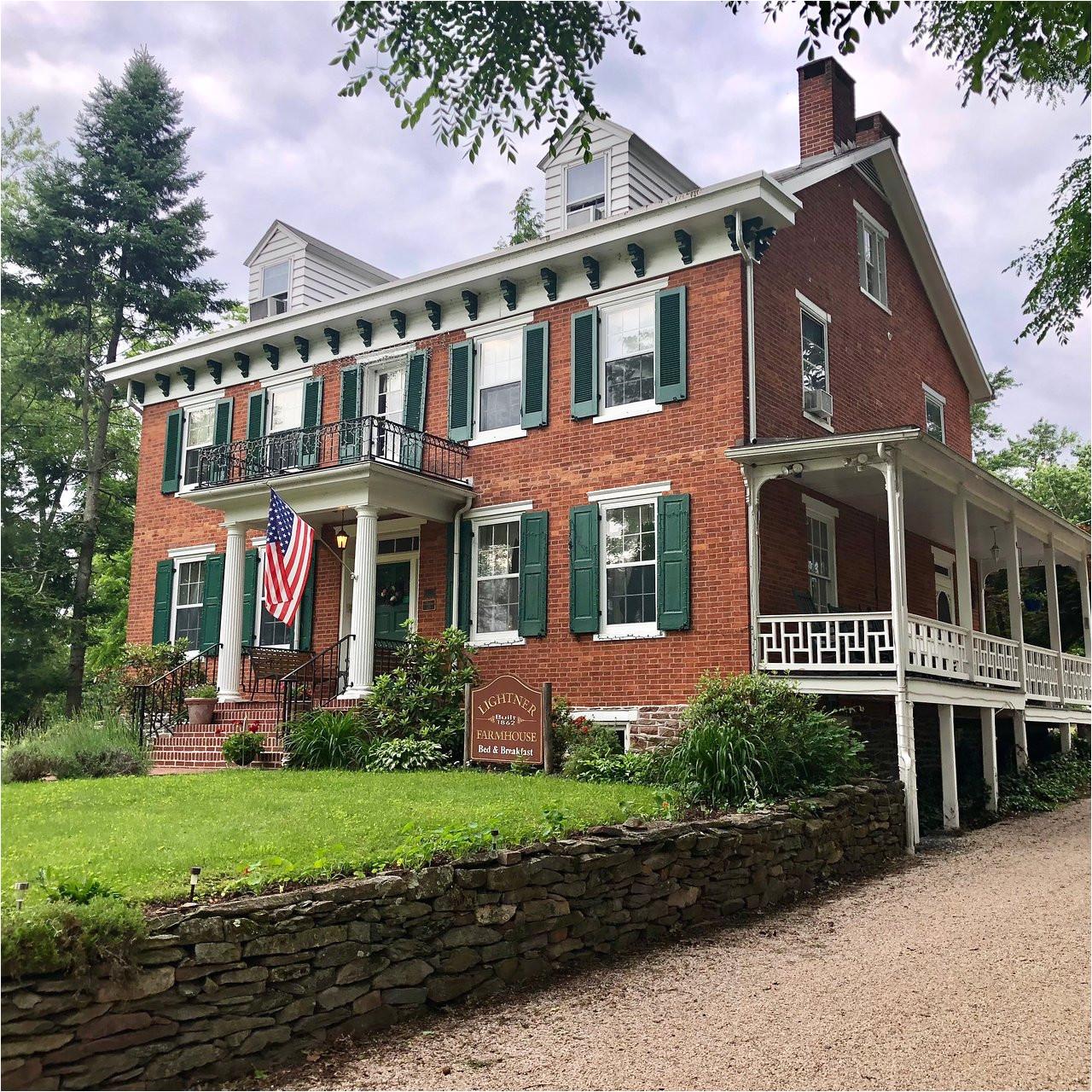 Bed and Breakfast In Hudson Ohio the Lightner Farmhouse Bewertungen Fotos Preisvergleich