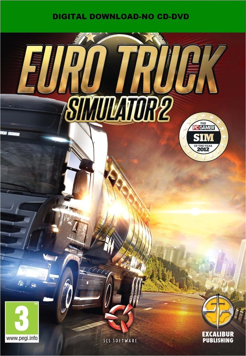 buy euro truck simulator 2 pc code online at low prices in india scs software video games amazon in