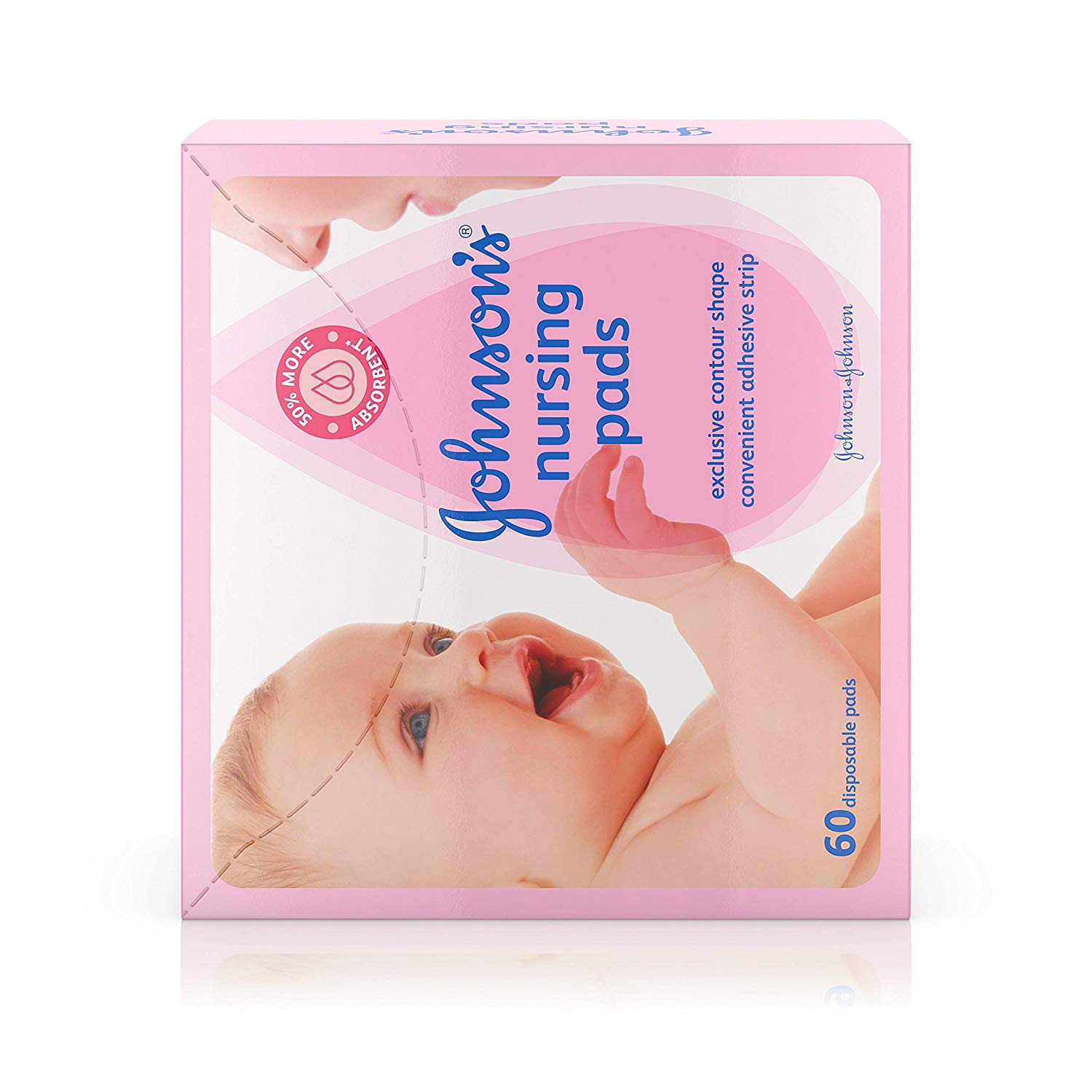 buy johnson s nursing pads 60 ct online at low prices in india amazon in