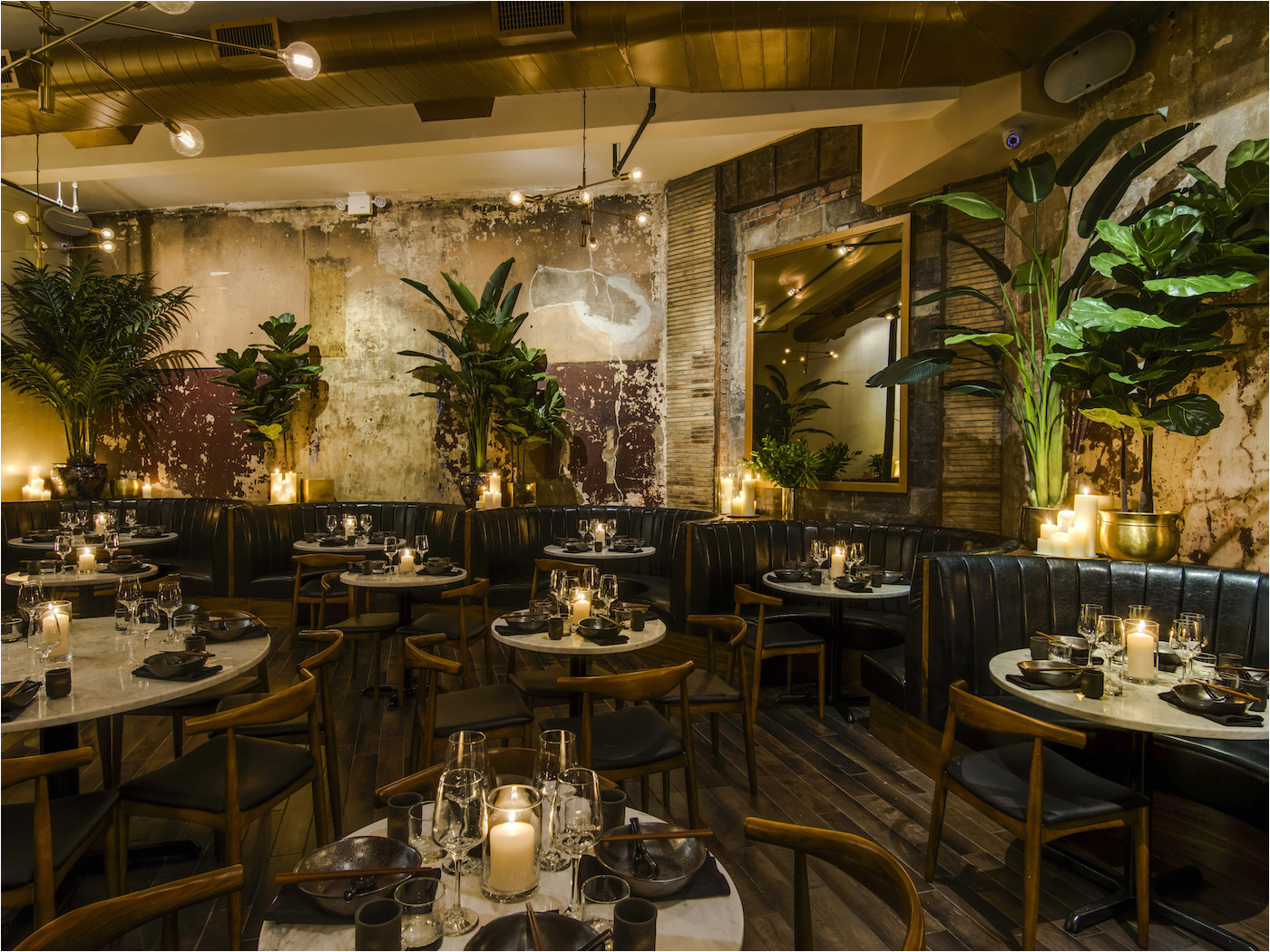 10 sexiest restaurants in nyc