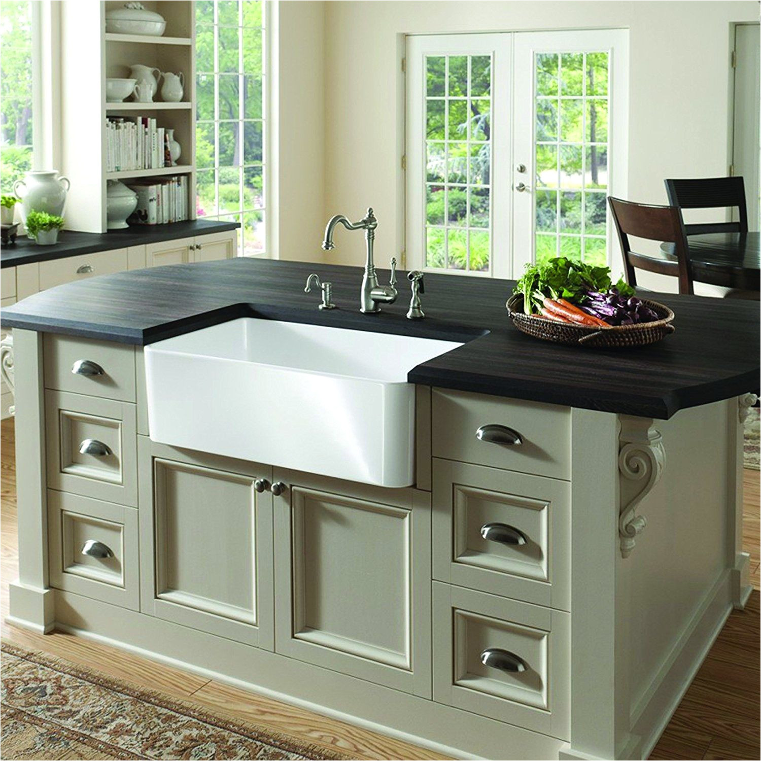 farmhouse sinks list discover the best farmhouse kitchen sinks for your home we love coastal farmhouse sinks because they can make your farm kitchen look