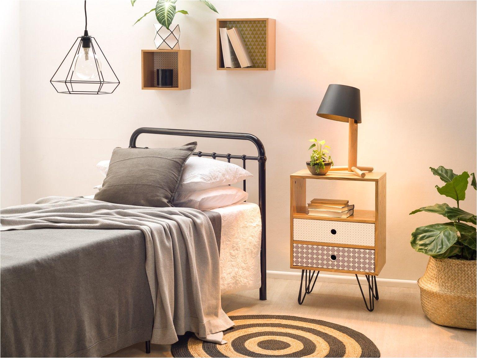 mocka vibe gap drawer with sonata bed circa rug and vibe boxes