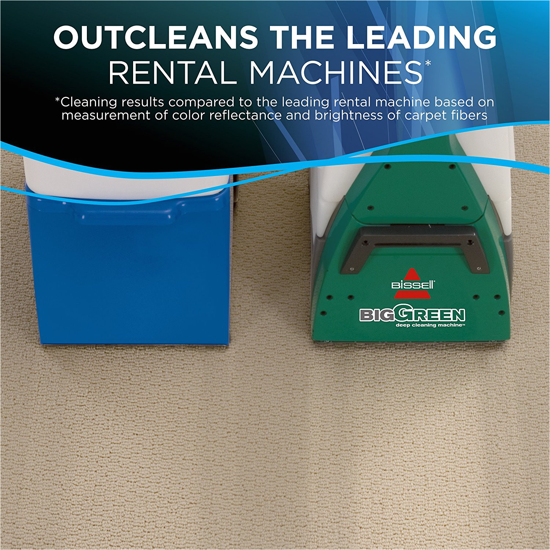 Carpet Cleaning Panama City Fl Amazon Com Bissell Big Green Professional Carpet Cleaner Machine