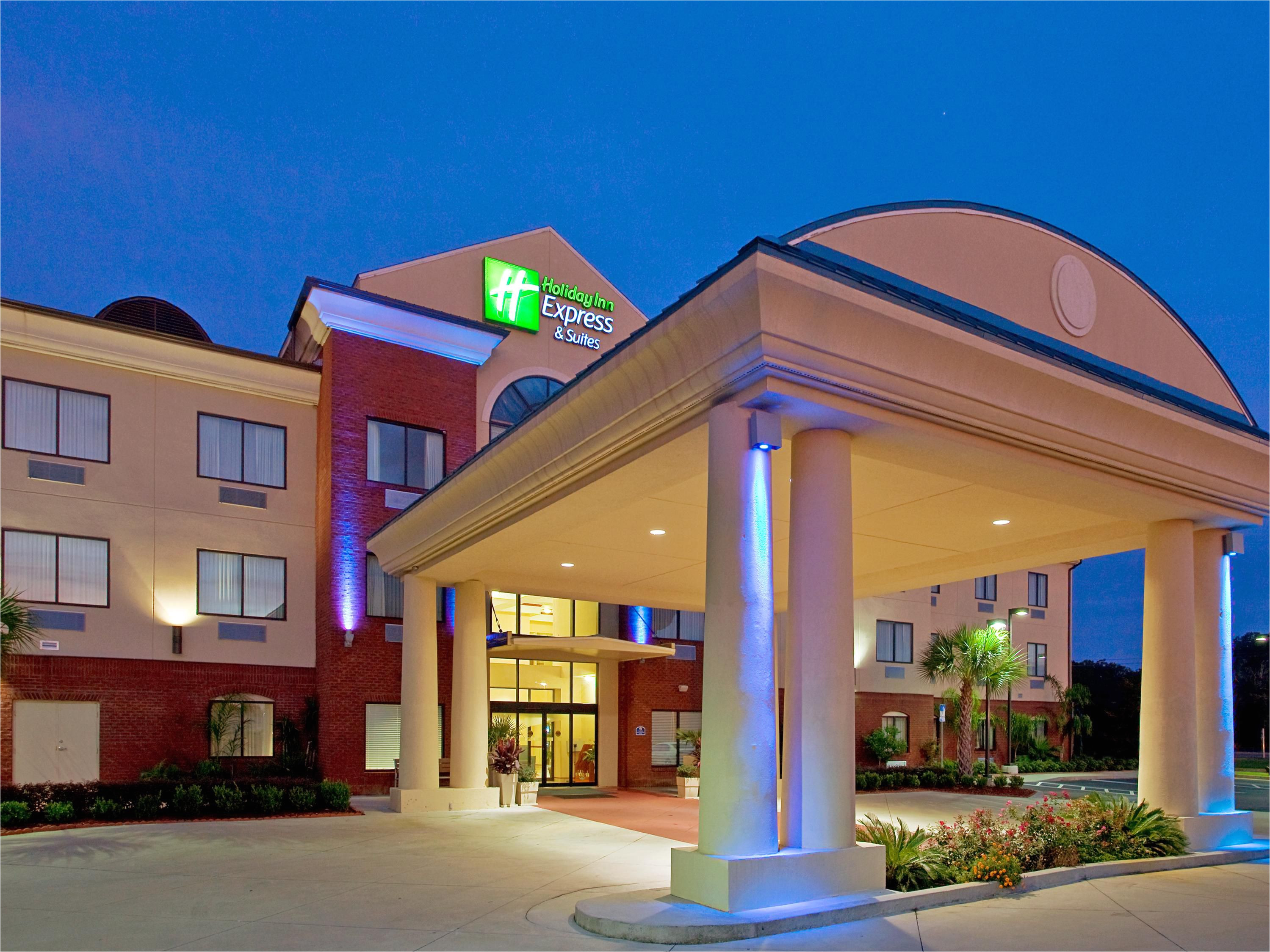 holiday inn express suites panama city tyndall