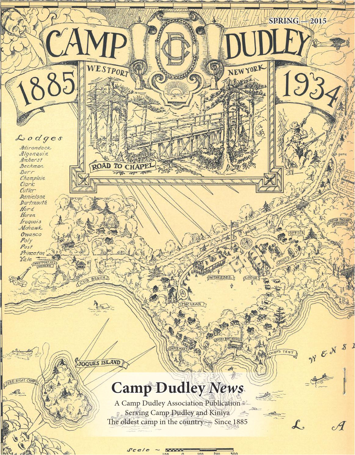 Carson Pirie Scott Gift Card Balance 2015 Spring Camp Dudley News by Camp Dudley issuu