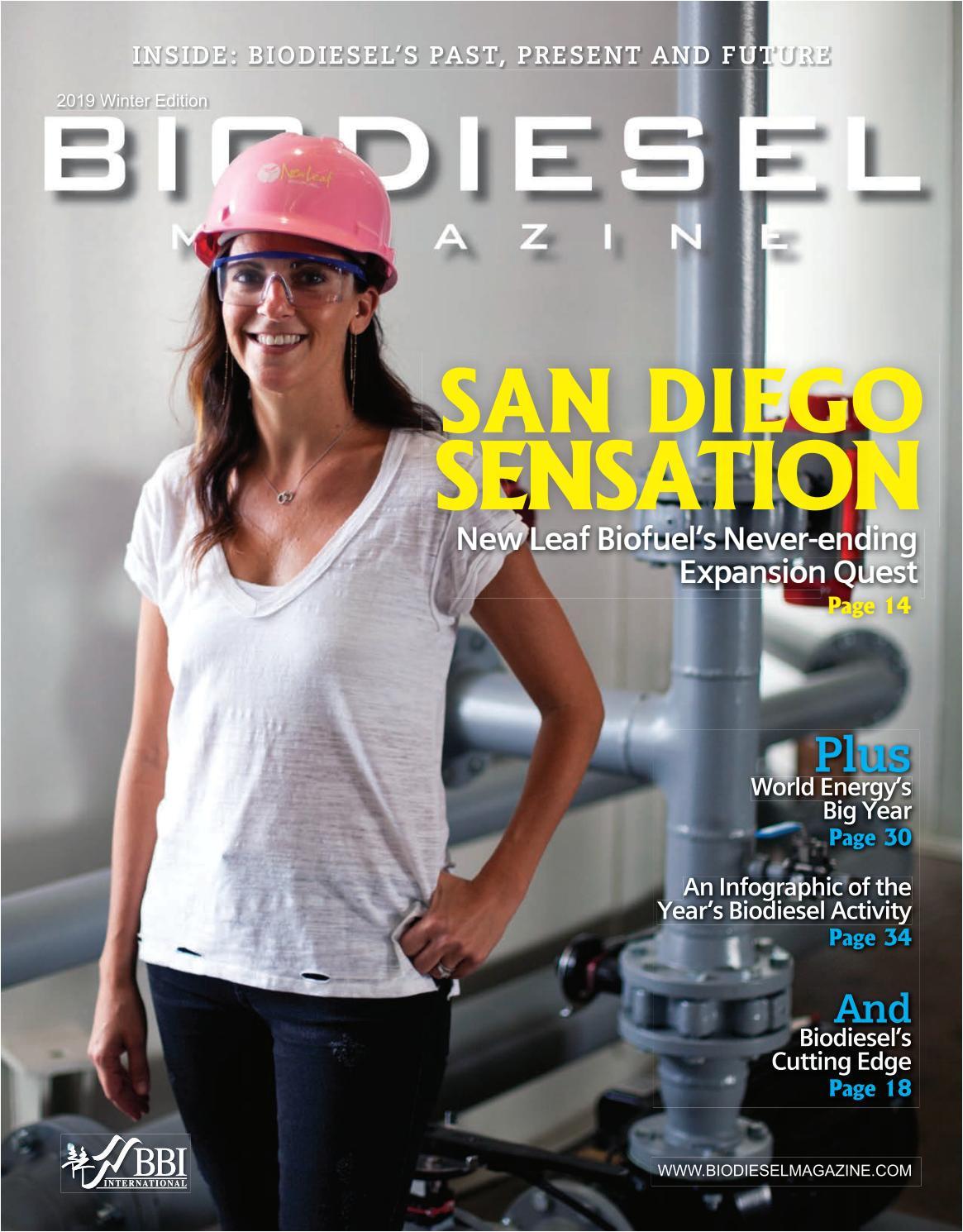 2019 winter biodiesel magazine biodiesel industry directory by bbi international issuu