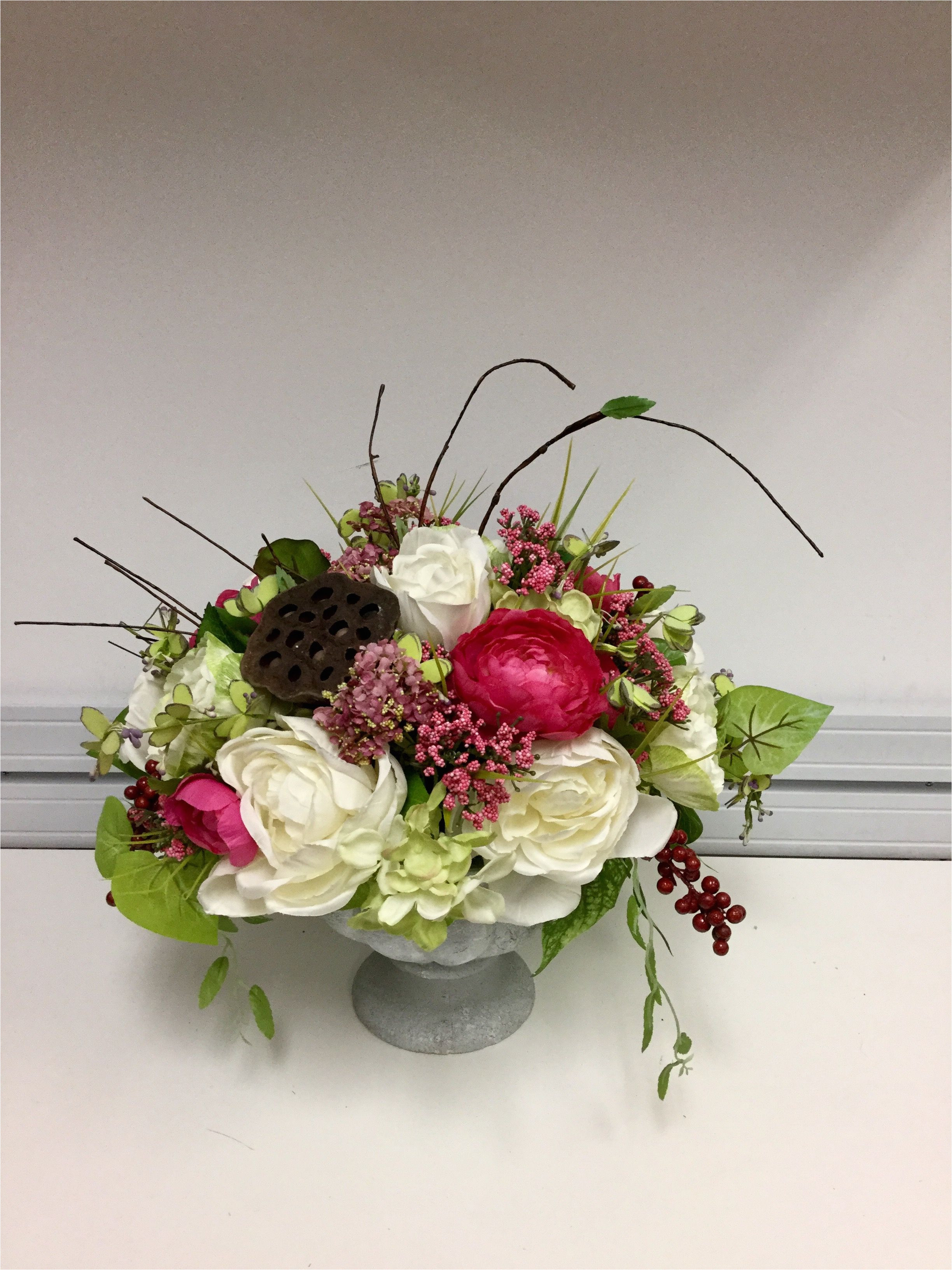 everyday floral arrangements by andi at silk florals
