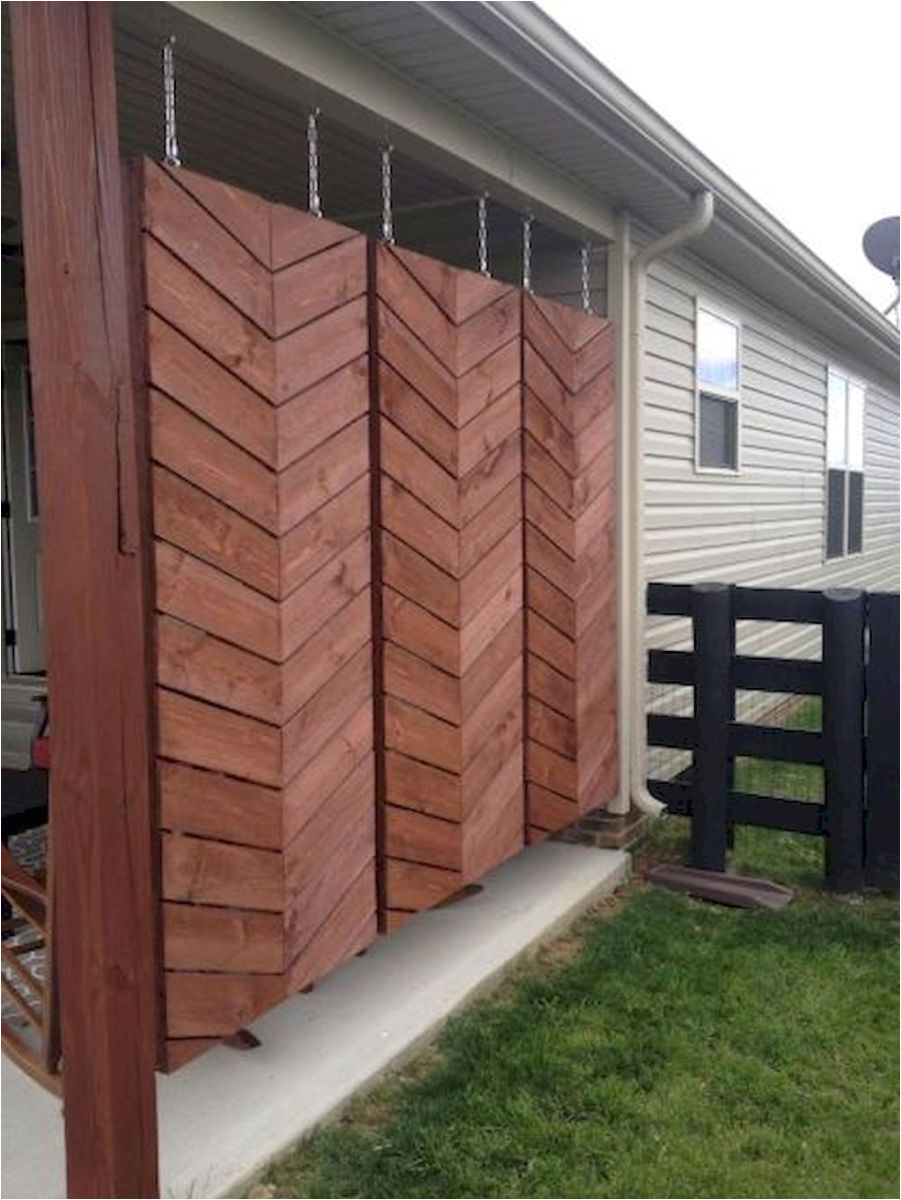32 easy cheap backyard privacy fence design ideas