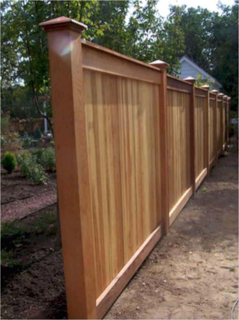 nice 59 diy backyard privacy fence ideas on a budget