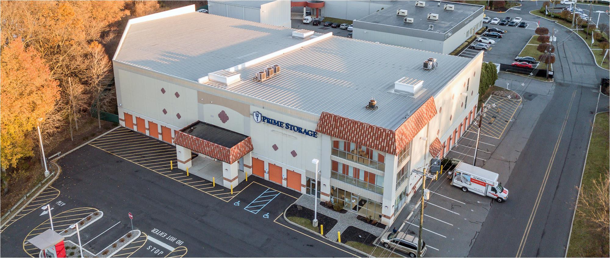 ny aerial view of prime storage in saratoga springs ny storage units