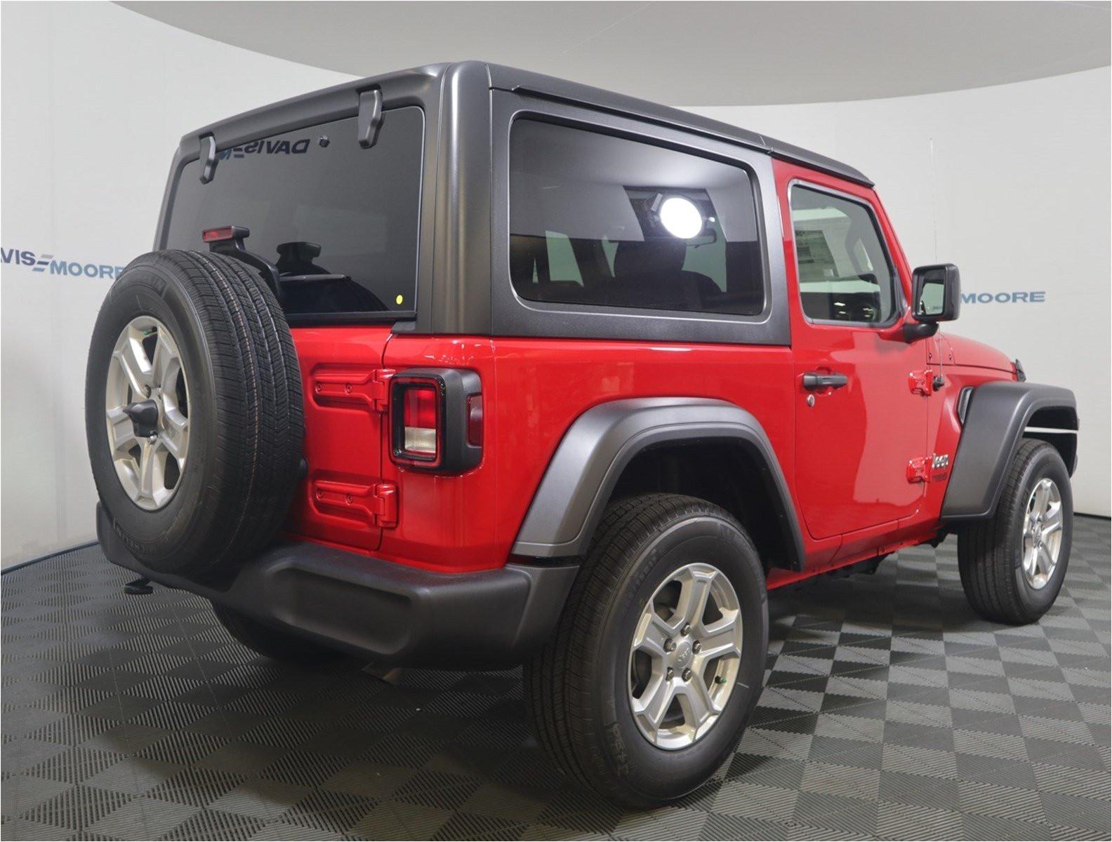 2019 jeep wrangler sport s in wichita ks davis moore auto group