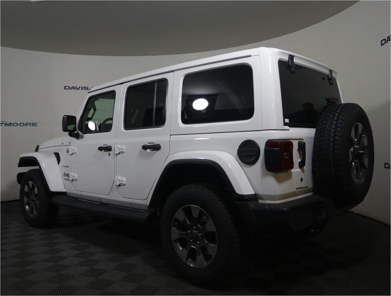 2019 jeep wrangler unlimited sahara in wichita ks davis moore auto group