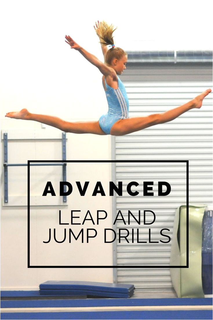 advanced leap and jump drills the first video would be great for varsity