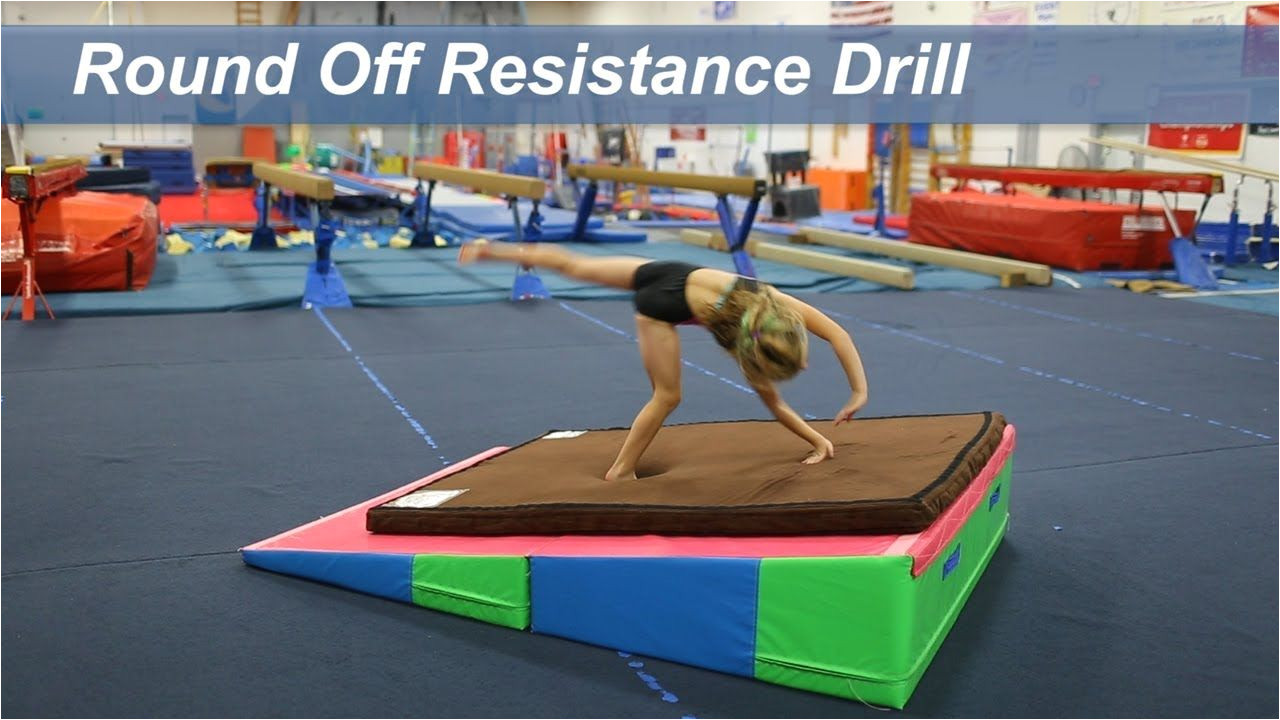 round off resistance drill