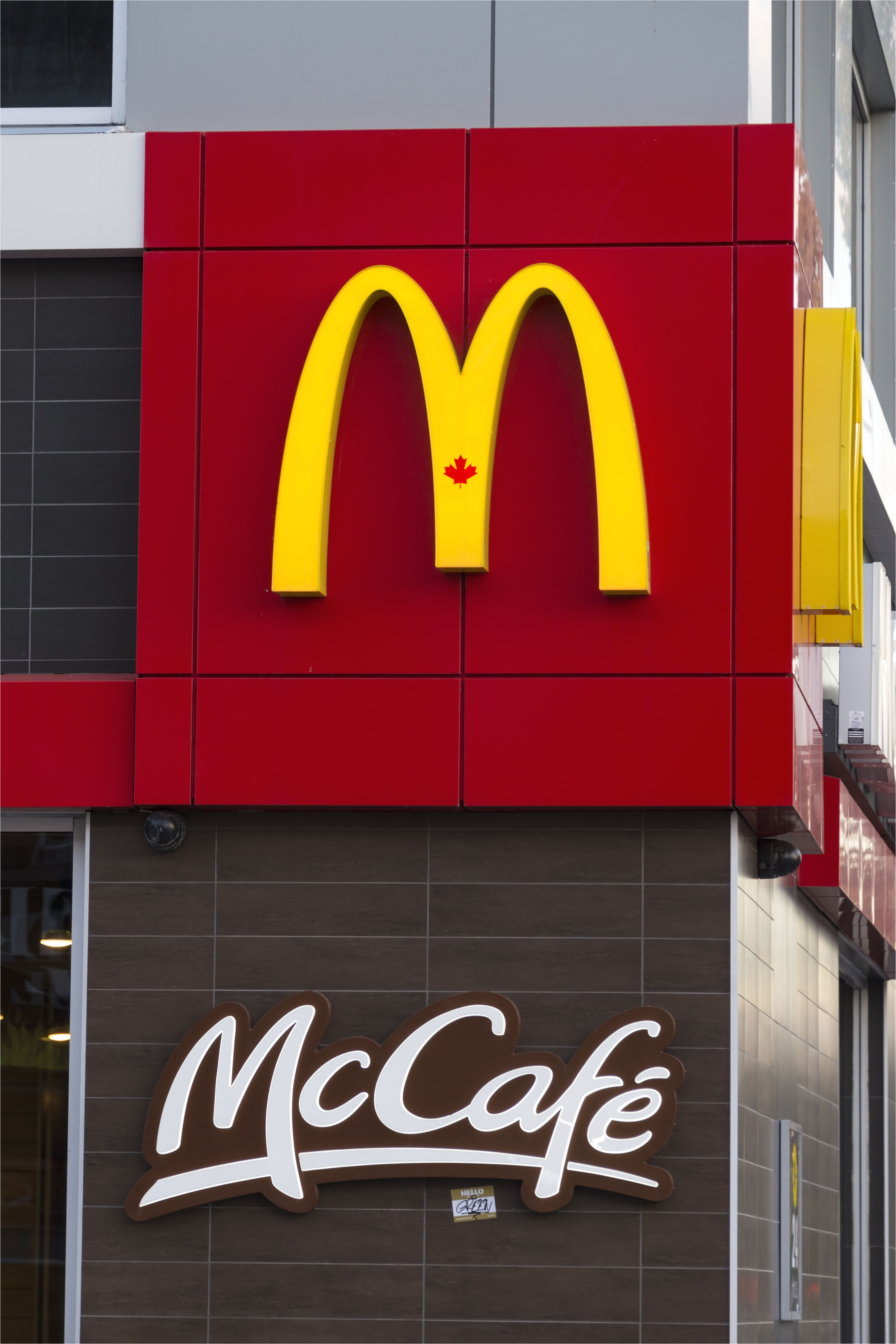 chinese delivery in fargo nd the mcdonalds logo and signage of mccafe outside the mccafe news photo 496911982 1541788948 jpg
