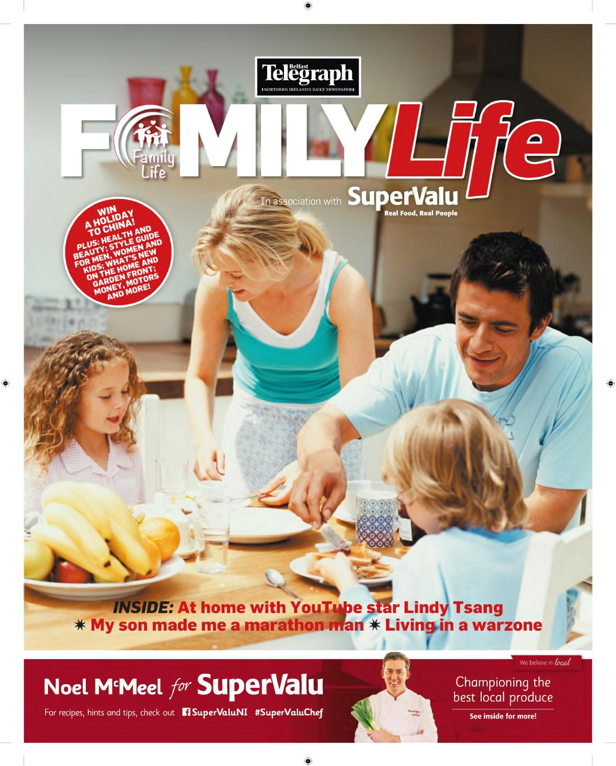 belfast telegraph family life magazine april 2016 by belfast telegraph issuu