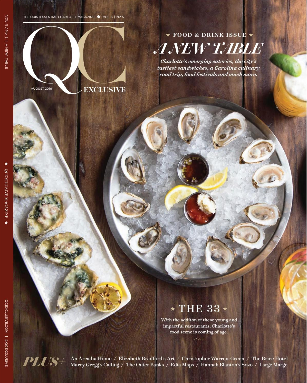 33 2016 issue 5 the food issue by qc exclusive magazine issuu