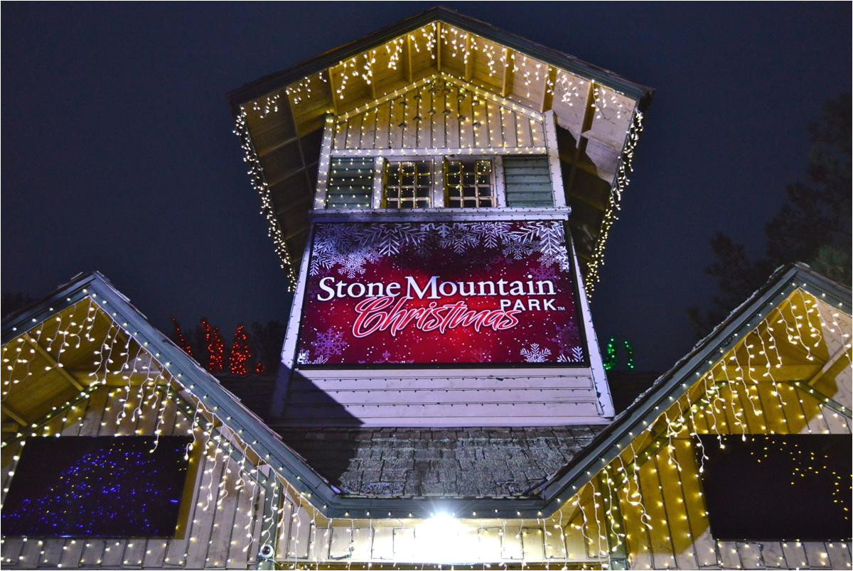 stone mountain holiday events once again exemplify christmas spirit