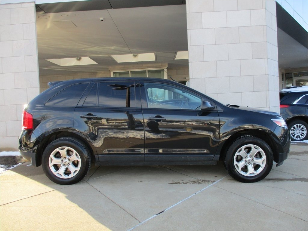 2013 ford edge sel in alexandria va lindsay automotive group