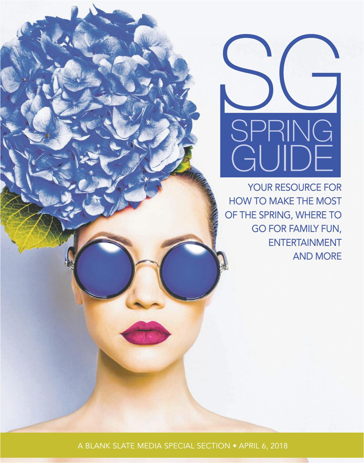 City Shades Be Spontaneous Guide to Spring 2018 04 06 by the island now issuu