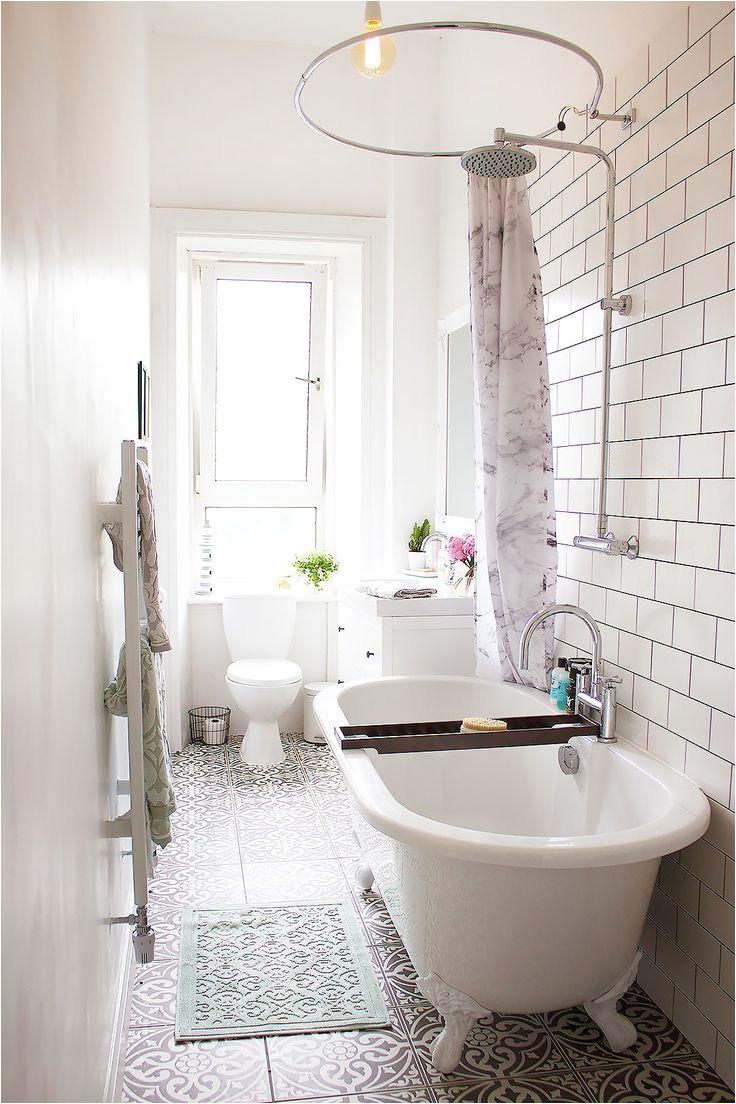 Clawfoot Tub Small Bathroom Design 2018 Best Cozy Images On Pinterest Apartment Design Apartment