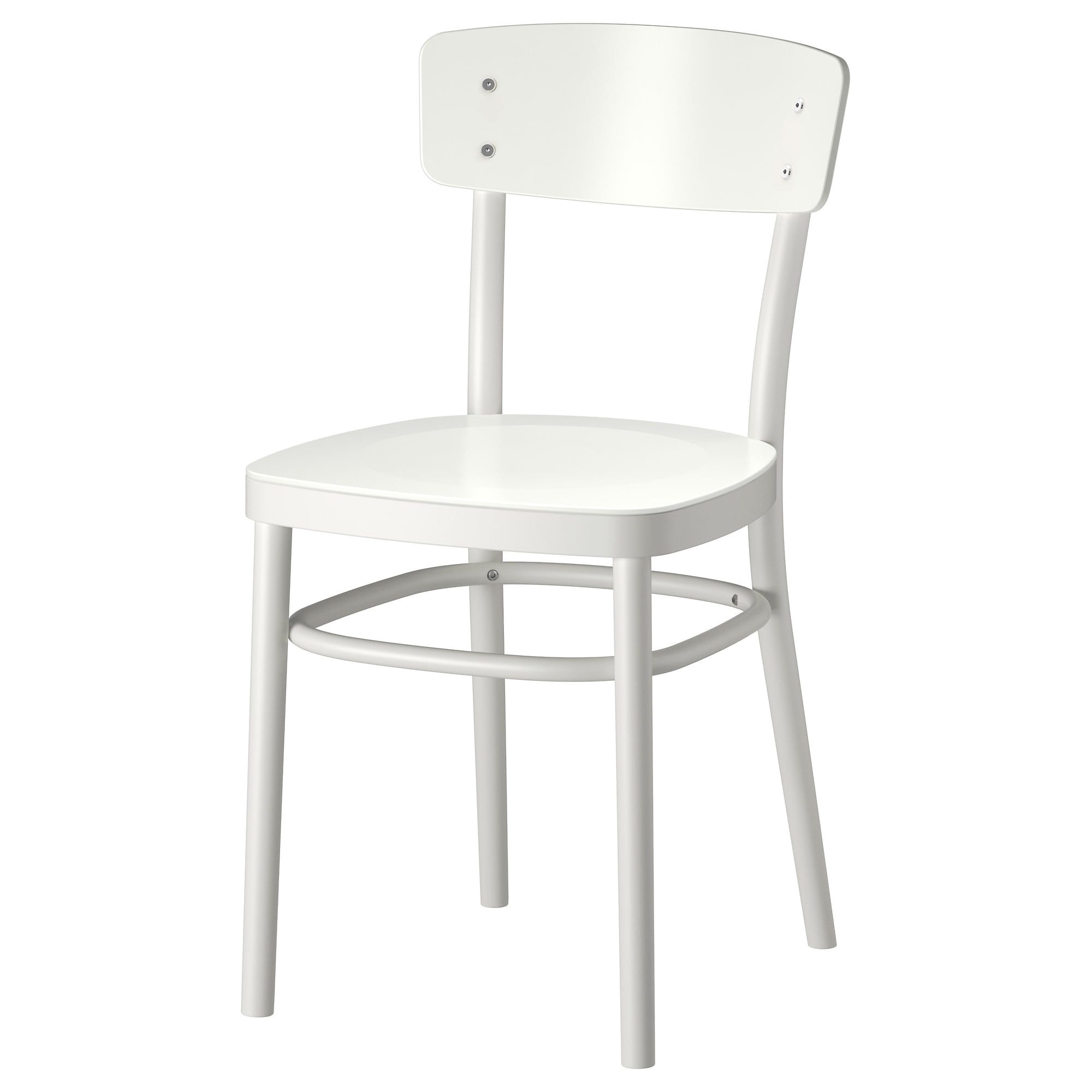 Clear Plastic Dining Chairs Ikea Ikea Idolf Chair White Products