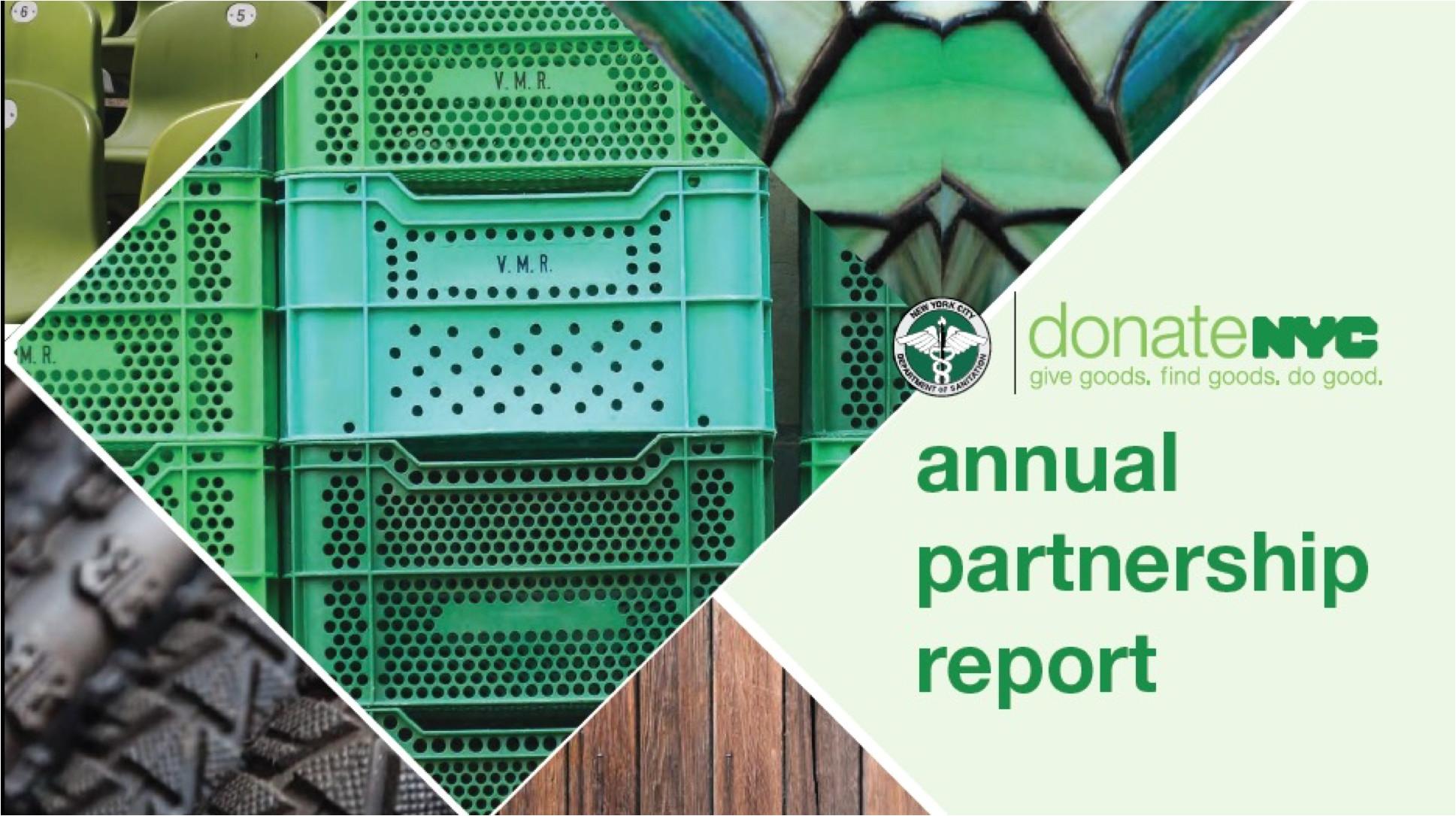 donatenyc partner impact 2017 18