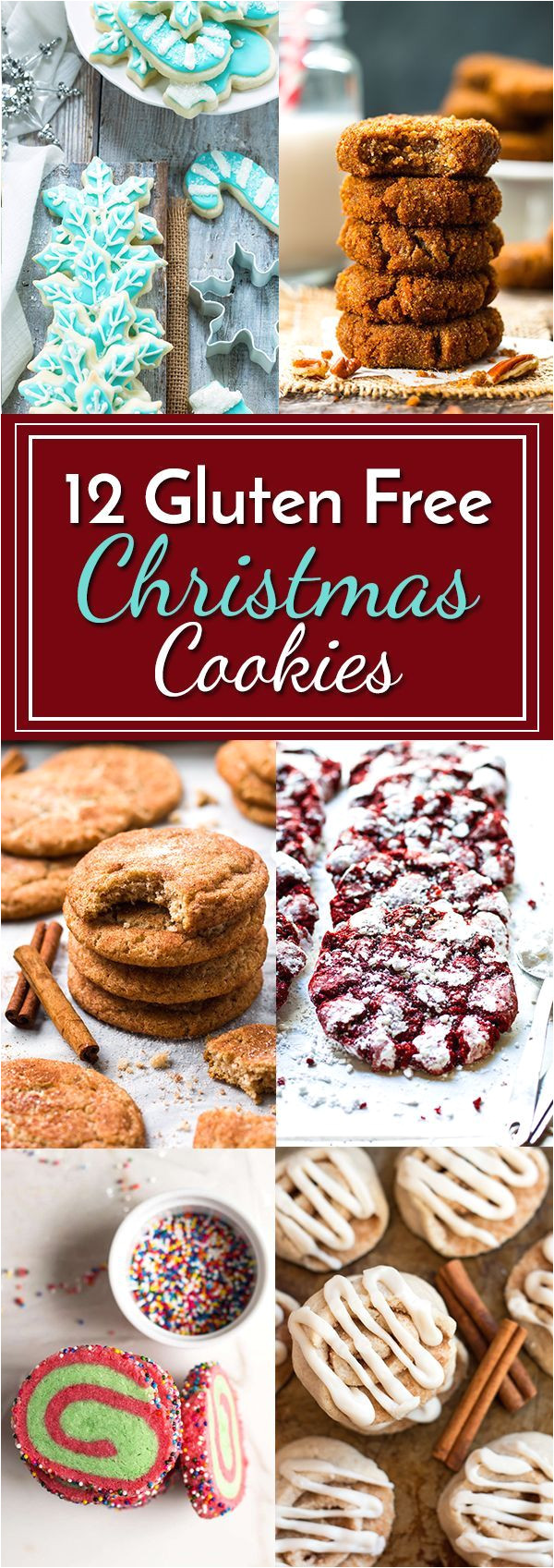 12 gluten free christmas cookies all of the gluten free cookie recipes you need for