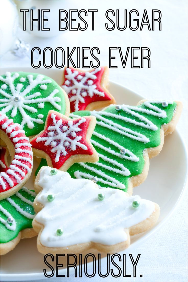 look no farther for the best sugar cookie recipe this holiday season a little shortbread