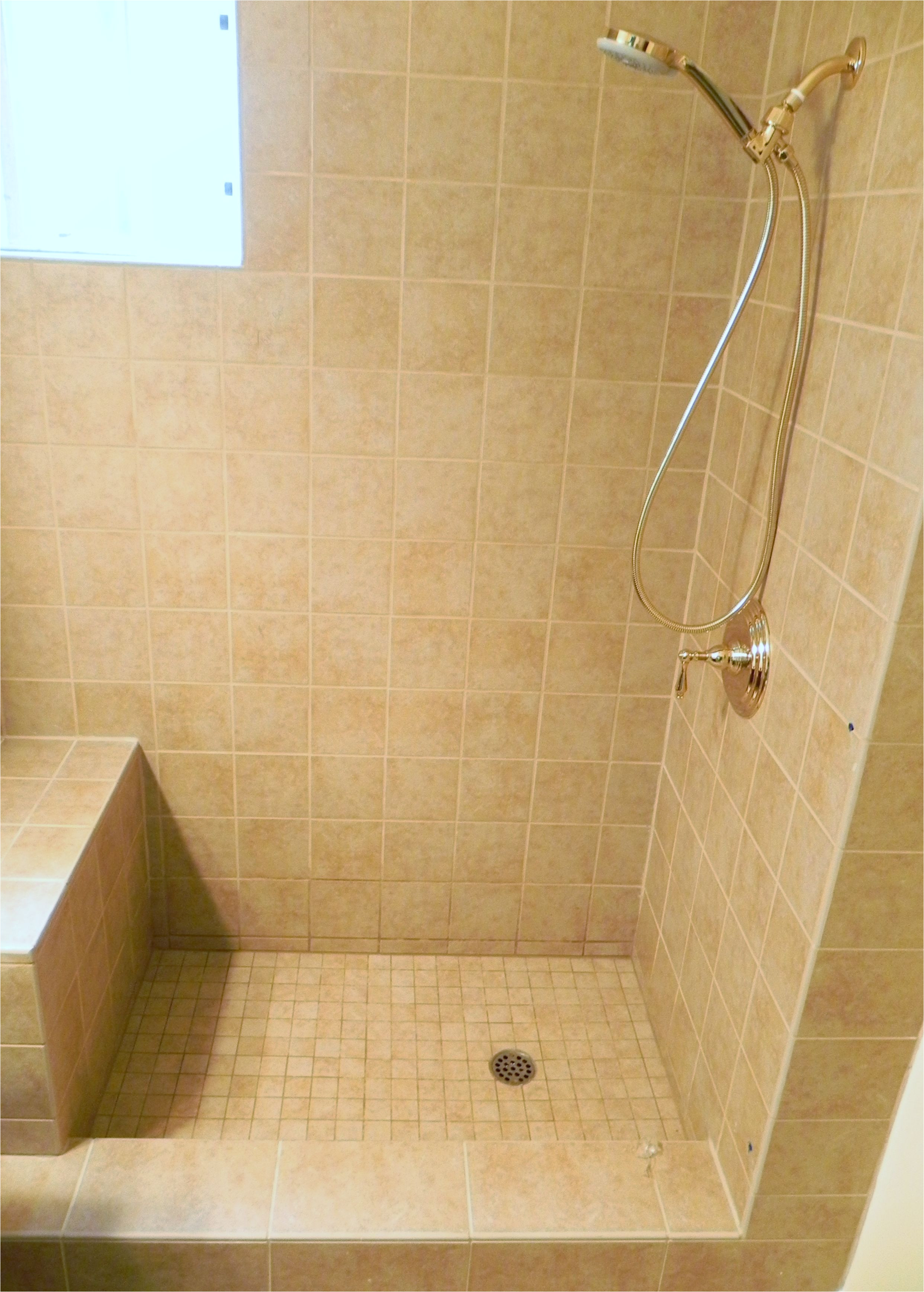 tiled shower stalls pictures with prefabricated shower stalls solid surface or tiled walls