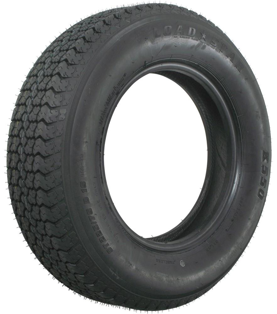 loadstar st225 75d15 bias trailer tire load range d kenda tires and wheels am1st96