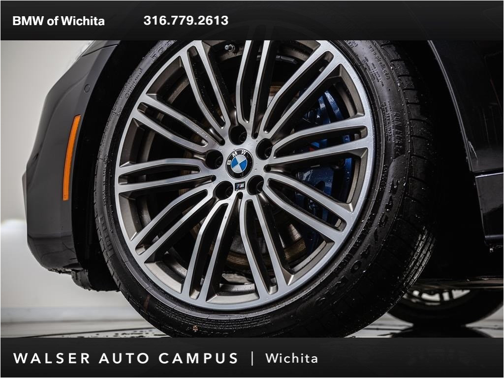 new 2019 bmw 5 series m550i xdrive 4dr car in wichita 53ab099n bmw of wichita