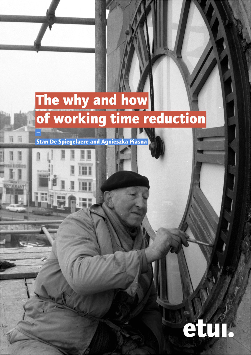 pdf the why and how of working time reduction