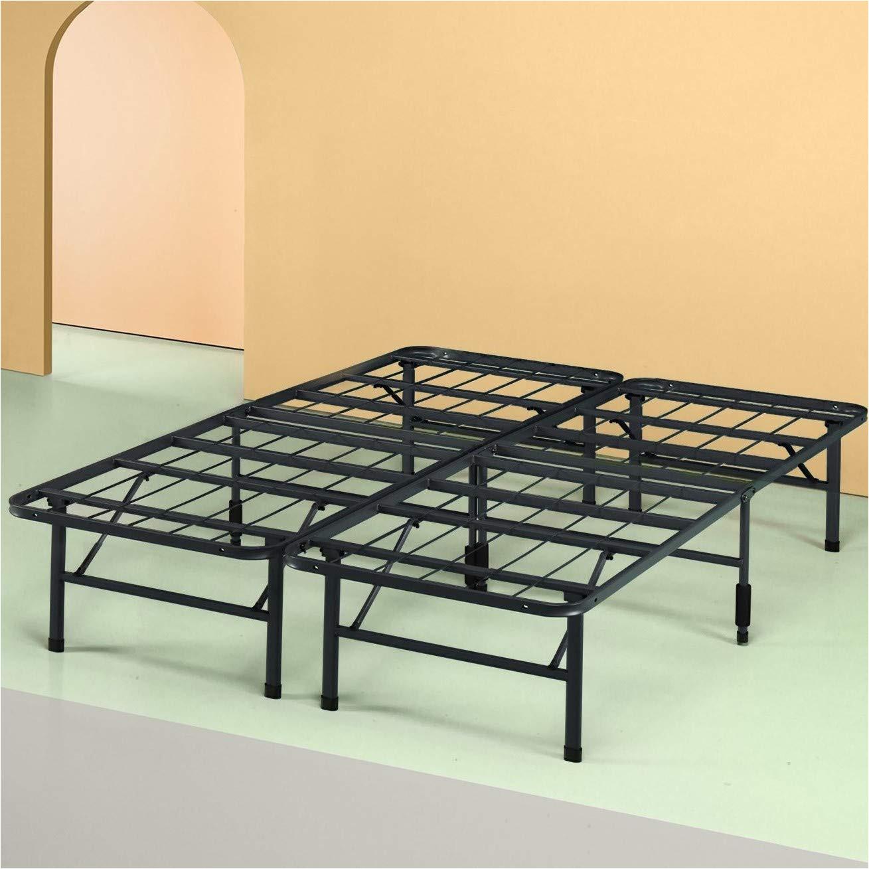 Crib Mattress Spring Frame Replacement Zinus 14 Inch Smartbase Mattress Foundation Platform Bed Frame Box